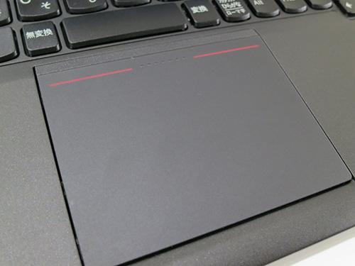 ThinkPad X240s クリック式のタッチパッド 前評判であれこれいわれてる