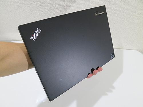 ThinkPadX240s 薄くて軽くて持ち運びたくなるウルトラブック