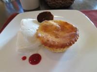 リコッタチーズのなんちゃら 沖縄北谷のカフェ Little Janosz(リトルジャノス)