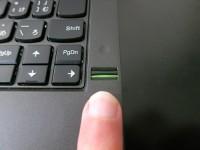 ThinkPad x240s 指紋認証の使い心地は?