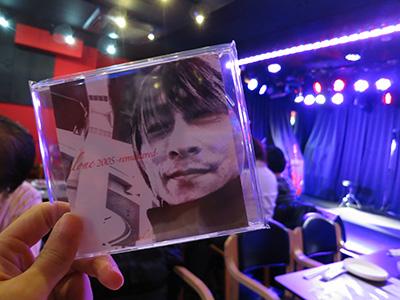HΛL's Barで買ったアラキマキヒコさんのCD
