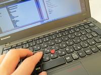 ウルトラブックのキーボードは打ちにくいを解消するThinkpad X240s