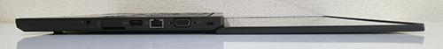 ThinkPad T440s ディスプレイが180度開くので対面に座ってる人にも見える