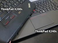 ThinkPad X240sのクリックパッドを7ヶ月使ってみた感想