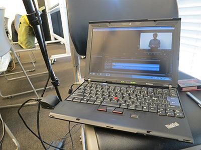 今でも現場で使ってるThinkPad X200s