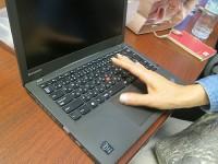 ThinkPad X240 4月に届いたクリックの感触は・・・