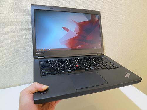 ThinkPad T440pはコスパ最強のマシン