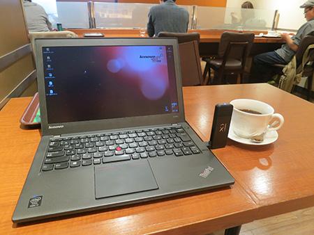 ThinkPad X240sを使い始めてから変わったこと