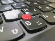 ThinkPadX240 トラックポイントの感度が悪くなったのは陥没したから?!