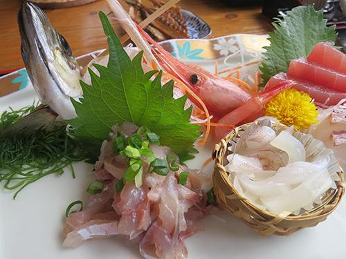 静岡県伊東の海の幸