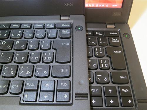 x240s X240 キーボード