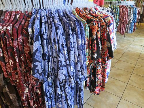 Kona Bay Hawaii(コナベイハワイ)の店内