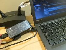 ThinkPadは海外の電圧が違う地域でも問題なく使える