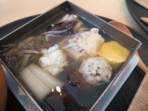 水無月寄せ鍋ご飯