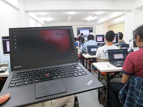 パソコン教室の講師として・・・