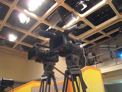 スタジオアルタで撮影のお仕事