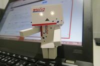 Thinkpad X240とダンボーゆうパックミニバージョン