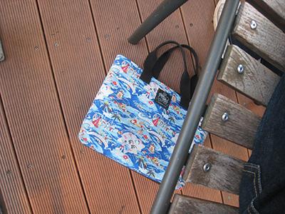 バッグに入ったThinkPad X240s 椅子から落下するも・・・