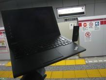 新宿から赤羽橋駅まで都営大江戸線内でネットが快適なOCNモバイルワン