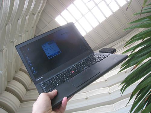 ThinkPad X240s を使ってWIFIにつなげる