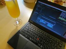 ノートパソコンで動画編集するならばCPUはCorei7