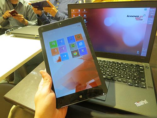 タブレットはノートパソコンの代わりになるのか?