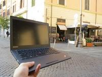 ThinkPad X240sを持って海外へ ノートパソコンは旅先に必須