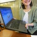 新しい ThinkPad X1 Carbon 液晶の選び方 アラサー女子に聞いてみた