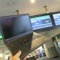 ThinkPad X240s を持って羽田空港から大阪伊丹空港へ