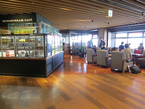 伊丹空港モチクリームカフェ 外観