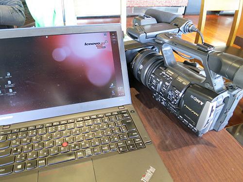 X240sの相棒ともなる新たな業務用カメラを導入