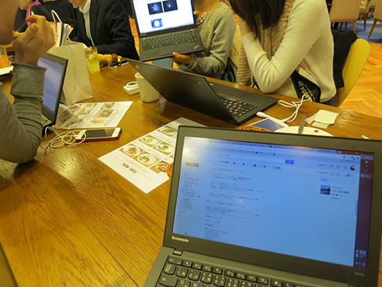 ThinkPad X240sとX240を使いながら一仕事