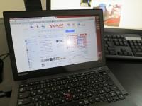 ThinkPad X240s HD液晶を1年使ってみての感想