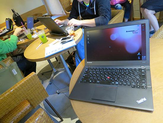 ThinkPad X240sは頑丈か?