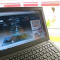 都営大江戸線新宿駅で無料wifiの速度を計測してみた