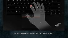 ThinkPad X250 T440s 3ボタンクリックパッド トラックパッド使用時