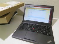 ThinkPad X240sを使って不要品をヤフオクに出品中