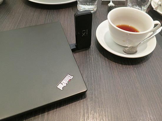 ThinkPad X240sで16人分の仮装衣装を注文