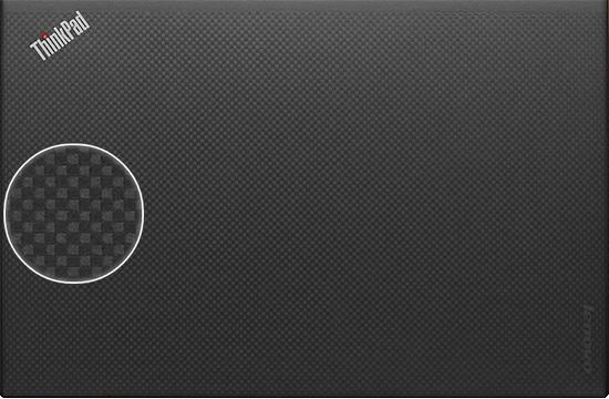 格子柄のX1 Carbon