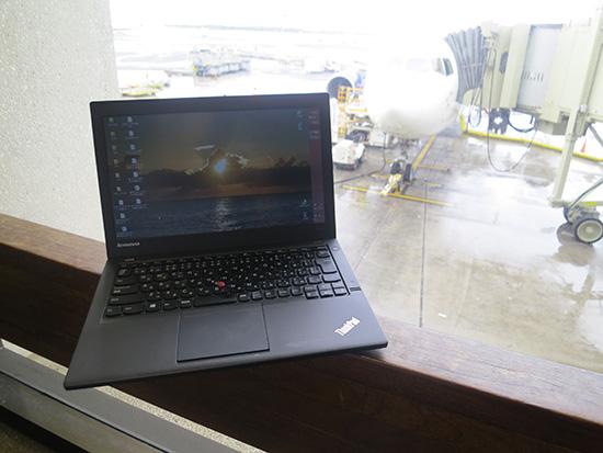 ビジネスで使えるノートパソコン ThinkPad