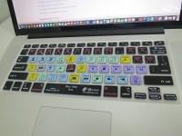 MacBook air専用のファイナルカットキーボードカバー