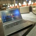 羽田空港 国際線のラウンジでThinkPad X240sを開いてみた