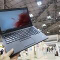 ThinkPad X250を持って東京ビッグサイトへ
