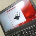 ThinkPad X250 HDD搭載モデルだとハードディスクプロテクションが働いて動かすと止まる