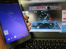 ThinkPad X250 をテザリング OCNモバイルワンの速度が速すぎる