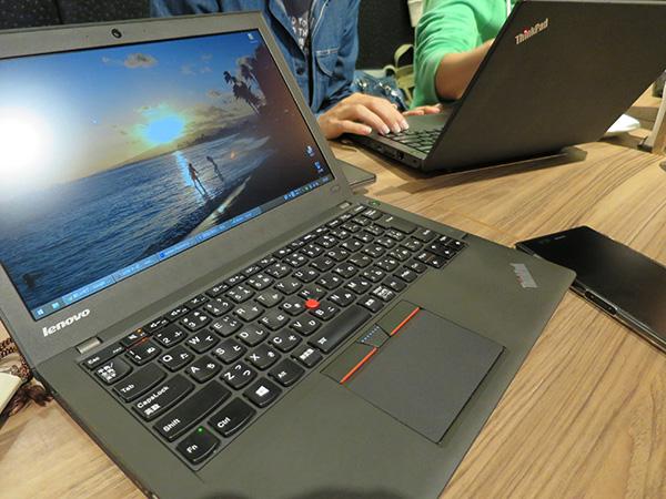 ThinkPad X240とX250