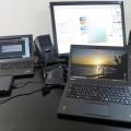 ThinkPad X250と X240sがビジネスに大活躍 ノートパソコン2台の使い方