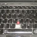 ThinkPad X230 英語キーボード Bのキートップが外れている