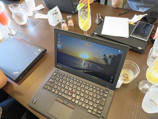 経営者、個人事業主がメインパソコンとして選ぶThinkPad