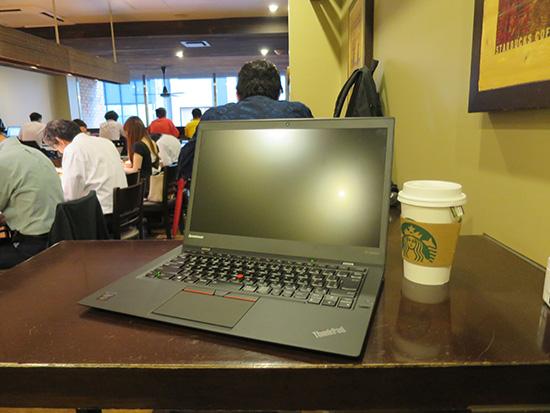 ThinkPad X1 Carbon 2015 第3世代が届いたのでレビューしていきます
